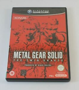 Metal Gear Solid the Twin Snakes (GameCube)