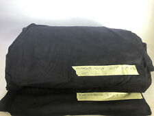 "Film and TV, studio black drape 9'6""x19'6"" back drop with eyelets"