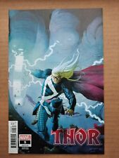 Thor #5 (1:25 Ribic Variant) 1st Black Winter -  Donny Cates NM