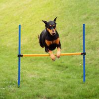Outdoor Pet Dog Activity Agility Sports Games Training Equipment Jump Hurdle Bar