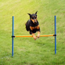 Outdoor Pet Dog Activity Agility Sports Games Training Equipment Jump Hurdle Bar