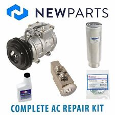 Toyota Land Cruiser 1990-1993 AC A/C Repair Kit With NEW Compressor & Clutch