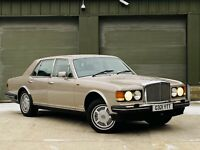 1989 Bentley Mulsanne S 6.75 Litre V8 Petrol 3SP Automatic finished in Oyster