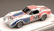 Chevrolet Corvette #50 10th Daytona 1971 Greenwood / Barker / Lang 1:43 Model