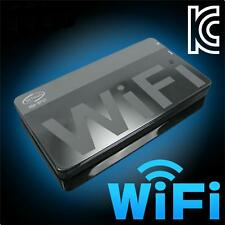 """Wi-Fi Wireless USB3.0 2.5"""" SATA SSD External HDD Enclosure Case for iOS Android"""