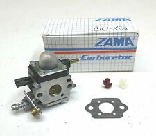 New OEM Zama C1U-K82 CARBURETOR Carb w/ Gasket Mantis 7222 7225 SV-5C/2
