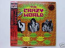 Alice Cooper, MC 5/The Crazy World (Japan/LASER DISC)