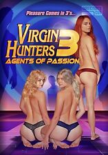 Virgin Hunters 3: Agents of Passion DVD, Surrender Cinema