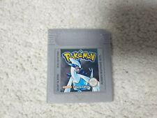 Nintendo Game Boy, Gameboy Color Spiel, Pokemon Silberne Edition auf Deutsch