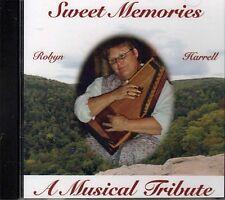 Sweet Memories: A Musical Tribute ~ Robyn Harrell ~ Bluegrass ~ Folk ~ CD ~ New