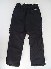 Columbia Snowboard pants kids size 10/12 Black