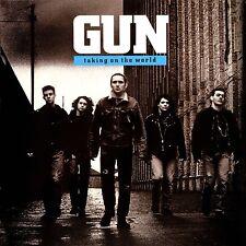 GUN - TAKING ON THE WORLD (25TH ANNIVERSARY EDT.) 3 CD NEU