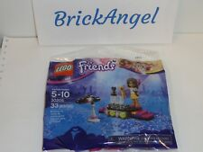 NEW LEGO 30205 Friends Pop Star Red Carpet Factory Sealed Polybag 2015