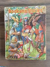 """Bookano Stories""- No.15 w/popup pictures in color (Strand Publications-England)"