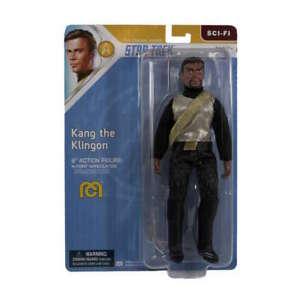 Mego Star Trek The Original Series Kang The Klingon Action Figure