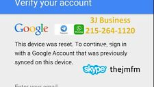 Google Account removal (FRP)  done 10-20 MIN
