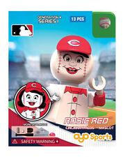 Rosie Red MASCOT Cincinnati Reds OYO BASEBALL MLB G4