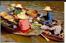 CP Thaïland - Floating Market - Thaïlande