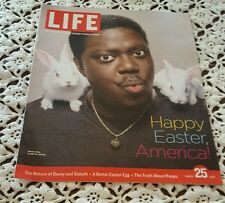 LIFE WEEKEND MAGAZINE ♢ MARCH 25, 2005 ♢ PERFECT CONDITION