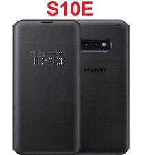 Genuine Samsung LED View Flip Case Galaxy S10E smart phone original cover G970