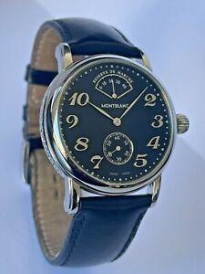 Montblanc Meisterstuck Reserve de Marche 7017 Manual Wind Watch