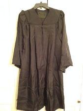 Black Graduation Cap & Gown - New