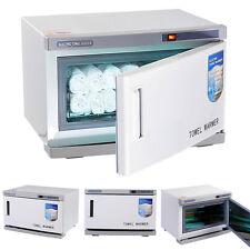 2 in 1 Hot UV Sterilizer Towel Warmer Cabinet Spa Beauty Salon Equipment 16L