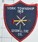 PENNSYLVANIA, GOODWILL FIRE COMPANY STATION 19 YORK TOWNSHIP PATCH