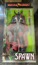 "McFarlane Toys Mortal Kombat 11 7"" Spawn Modern Action Figure Non-Mint In Stock"