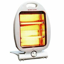 LOW WATTAGE 400w 800w ELECTRIC QUARTZ HEATER for CAMPING CARAVAN TROPICAL