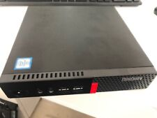 M910q Tiny ThinkCentre, i5-2.5ghz 6500T, 8gb, 256gb SSD - Lenovo