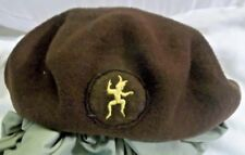 Vintage Girl Scouts Brownies Girl Guides Hat Scarf  Patch 1932-1940 Badge CANADA