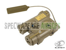 Element AN/PEQ-16A Pointer Illumunator Light Laser (Dark Earth) EX176-DE
