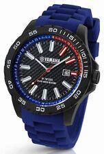 TW Steel Yamaha Factory Racing 40mm Blue Strap Watch Y1