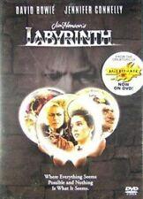 Labyrinth Jim Henson David Bowie DVD 2006