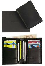 Portafoglio-Wallet CALVIN KLEIN Collection mod: D02S02G - Nero