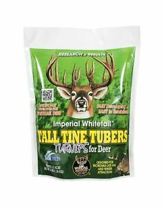 Whitetail Institute Turnips Imperial Tall Tine Tubers Food Plot Seed 3 Pounds