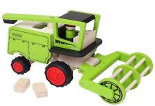 Spielsand Bauernhof Trecker Bulldog Kipper Traktor aus Holz 1 Päck Tiere