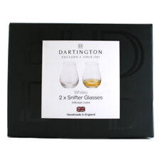 Dartington Crystal Whisky Snifter Glasses (Pair) NEW