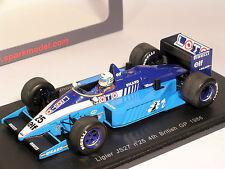 F1 Ligier JS27 #25 Loto René Arnoux British GP 1986 - Spark 1/43 (S3971)