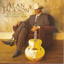 ALAN JACKSON GREATEST HITS COLLECTION CD NEW