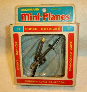 Bachmann Mini Planes #13  AH-IG Bell Hueycobra  #8313  New Old Stock