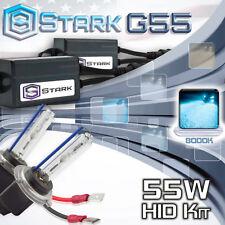 Stark 55W Micro HID Head Light Slim Xenon Kit - H7 8K 8000K Ice Blue (A)