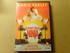 DVD / BEVERLY HILLS NINJA ( CHRIS FARLEY )