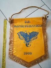 Gagliardetto SANGIUSEPPESE CALCIO wimpel pennant fanion football MATCHWORN