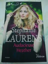 HARLEQUIN VICTORIA 1- STEPHANIE LAURENS - AUDACIEUSE HEATHER