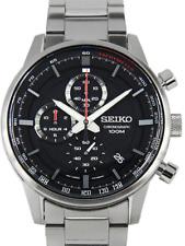 Seiko Chronograph Men's 100m waterproof Watch SSB313P1 RRP £219