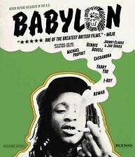 BABYLON BLU-RAY | FRANCO ROSSO | CRIME | DRAMA | MUSIC