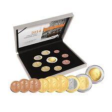 Polierte Platte Münzen aus den Niederlande