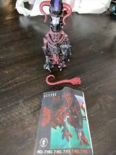 NECA Alien Bull Stampede dark horse comic No. 7 Kenner